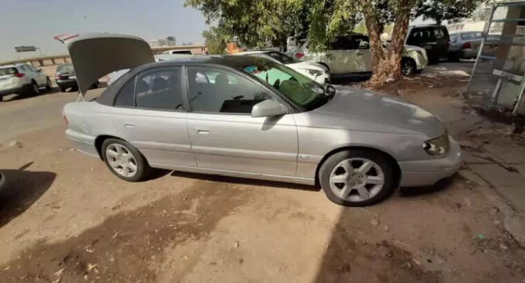 Opel omega 3.2 v6 Germeny Car Automatic Model 2003