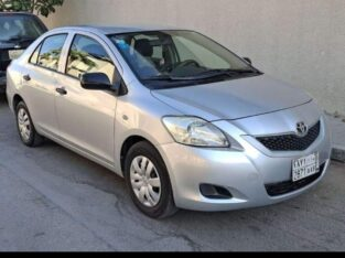 TOYOTA YARIS 2010 MODEL MANUAL TRANSMISSION