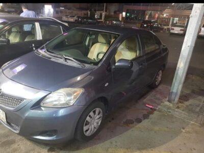 Toyota Yaris Model 2010 for Sale in jeddah