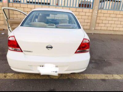 Nissan sunny 2010 Automatic transmission sale in jeddah
