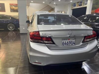 Honda Civic Model 2015 for sale in Bahrain