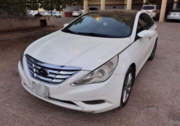 Hyundai sonata 2012 Automatic transmission sale in Riyadh