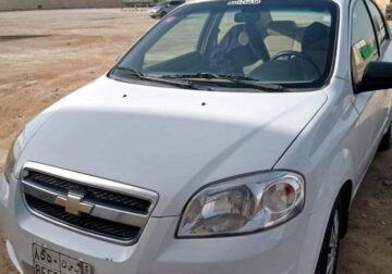 Chevrolet Aveo 2011 Automatic Gear PM or Call me Serious