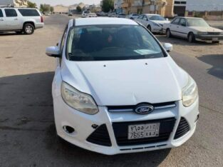 Ford Focus 2012 for sale ishtimra and fahas valid Vehicle