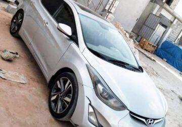 Hyundai Elentra 2016 Good Engine Good Gear