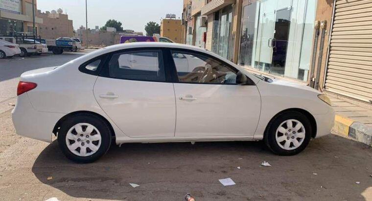Hyundai Elantra 2011 Fahad istimara Vailed Body engine
