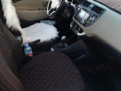 Kia Rio model 2015 automatic full options. Istemara new