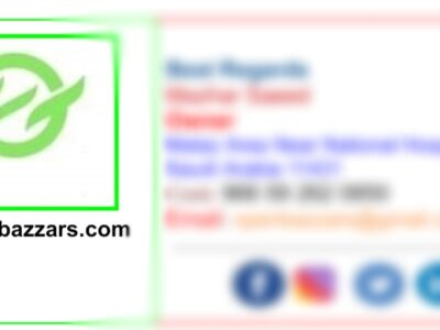 Clickbel Email signature