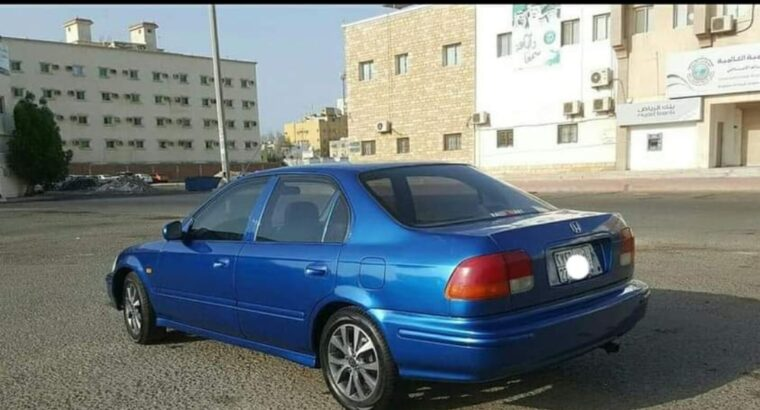 Honda Civic 1997 Lxi Manual Transmission for in jeddah