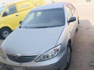 Toyota Camry model 2003 Manual gear in jeddah