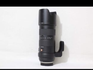 Tamron 70-210 F/4 VC USD Lens For Nikon Condition