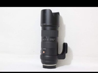 Tamron 70-210 F/4 VC USD Lens For Nikon Condition