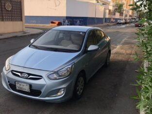Hyundai Accent Model 2015 Full Automatic in Riyadh