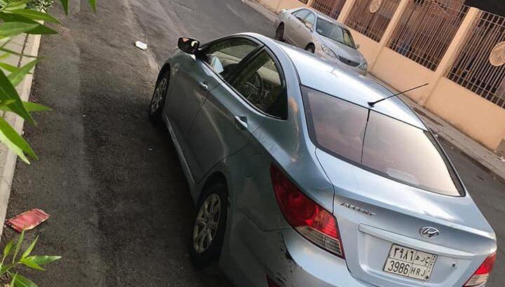 Hyundai Accent Model 2015 Full Automatic in Riyadh
