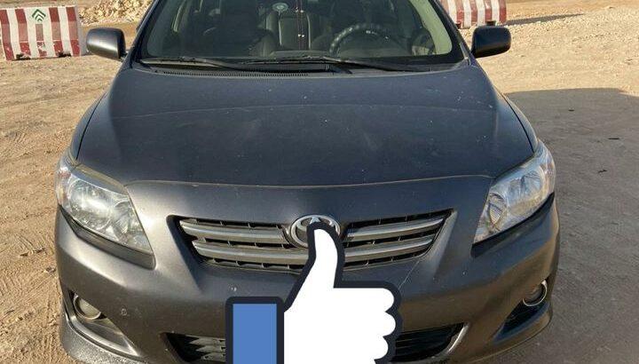 Toyota Corolla Model 2010 Manual transmission in Riyadh