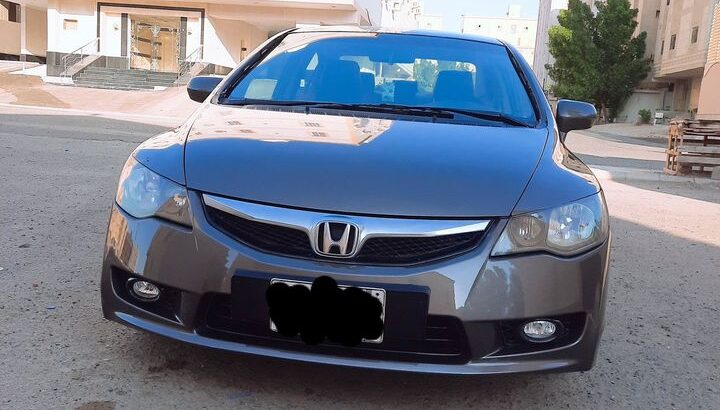 Honda Civic Model 2009 Transmission Automatic Windows