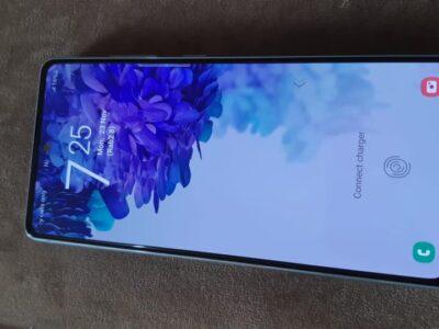Samsung S20 FE 5G 128 Gb sale in Jeddah