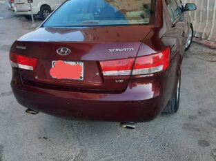 Hyundai sonata model 2007 Automatic in Jeddah