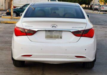 Hyundai Sonata 2012 Automatic transmission Full option
