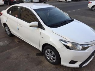 Toyota Yaris Model  2015 for sale in Jeddah
