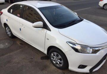 Toyota Yaris Model  2015 for sale in Jeddah