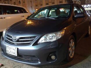Toyota Corolla Model 2011 Manual Gear in Jeddah