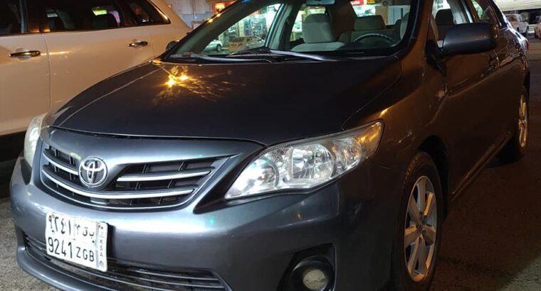Toyota Corolla Model 2011 Manual Gear in Jeddah
