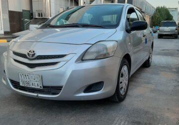 Toyota Yaris Model 2009 Manual transmission in Jeddah