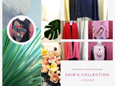 Zaib's collection