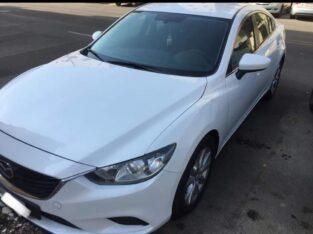 Mazda 6 Model 2014 good condition for sale in jeddah
