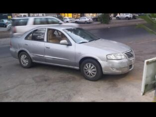 Nissan sunny model 2009 sale in jeddah