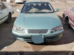 Toyota Camry Model 2002 Gear Manual fahas new and estimara