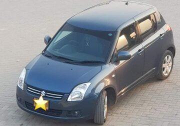 Suzuki swift dlx Model 2014 Mileage 74600 km Soundless