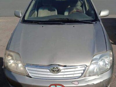 Toyota Corolla model 2003 sale in jeddah
