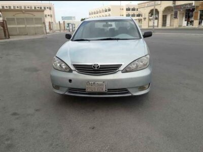 Toyota Camry model 2006 for sale Manual transmission
