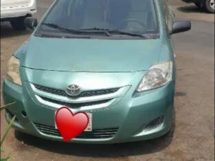Toyota yaris Model 2008 manual gear sale in jeddah