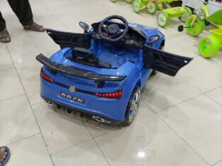 Battery operated remote control car for kids available