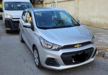 Chevrolet spark Model 2018 sale in jeddah