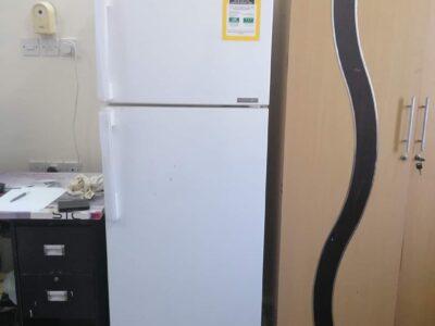 Samsung Refrigerator (5 Star) Valume : 11.5 Cu. Ft Excellent
