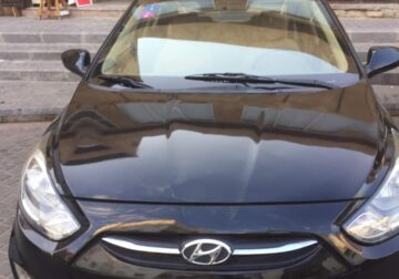 Hyundai accent model 2014 for sale in jeddah