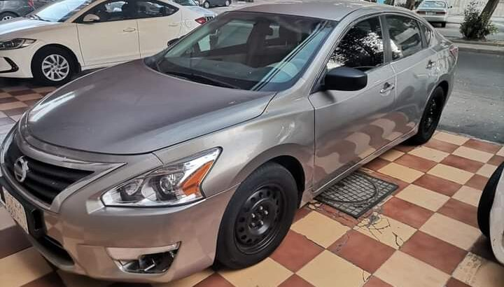 Nissan Altima Model 2013 sale in jeddah