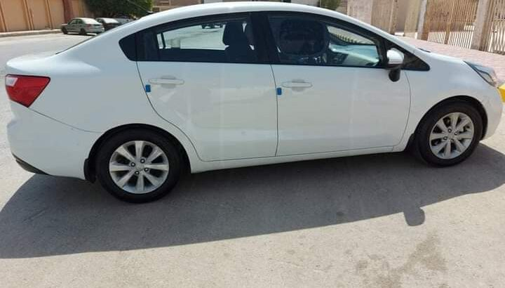 KIA RIO – Model 2013 – Semi Full Option sale in riyadh