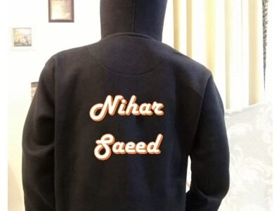 Nihar Saeed