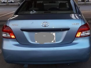 •Toyota Yaris 2013 model •Engine in very good condition