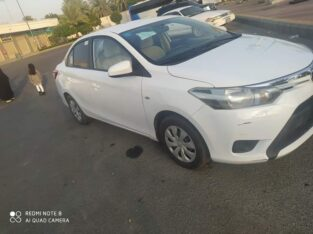 Toyota Yaris Model 2016 Makinah Gearbox Ac All Good
