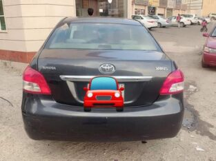 Toyota Yaris model 2012 Gear: Manual for sale in Makkah